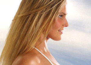 Caring for the hair after Brazilian blowout treatment